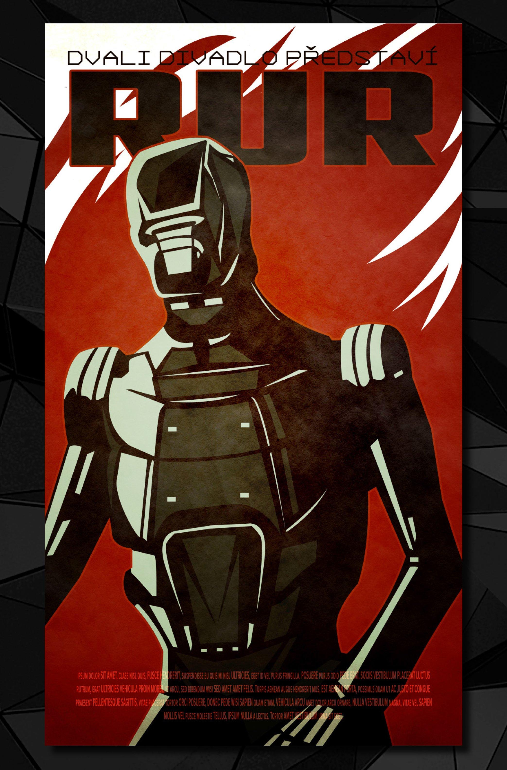 Агитплакаты Deus Ex, которые можно найти в комикс-серии Deus Ex Universe - Children's Crusade. - Изображение 15