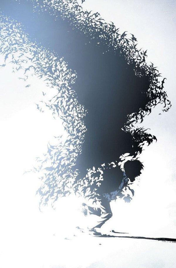 """Это комиксы №6: """"Бэтмен: Нулевой год"""". Как Снайдер бережно рвёт шаблоны. - Изображение 5"""