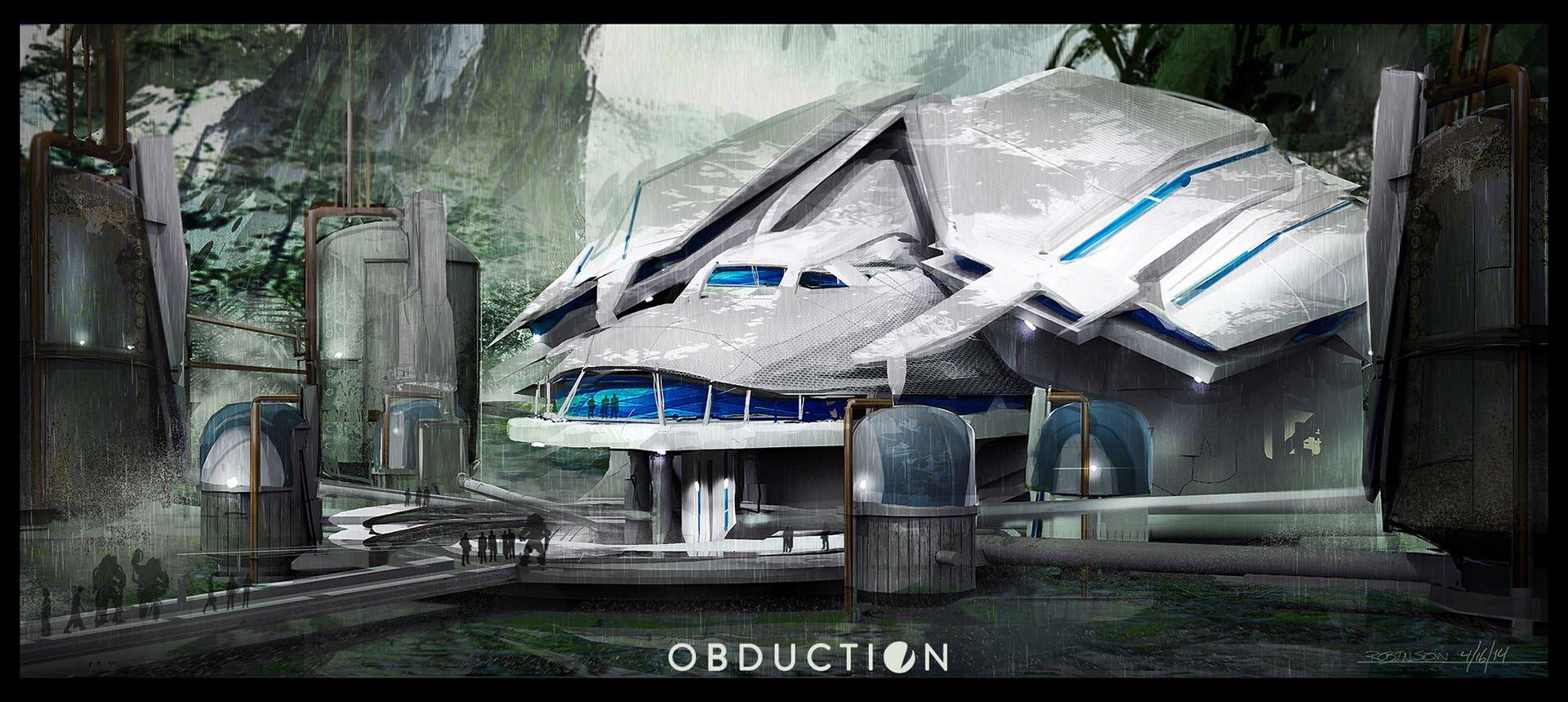 Возвращение Myst-ических квестов. Обзор Obduction - Изображение 1
