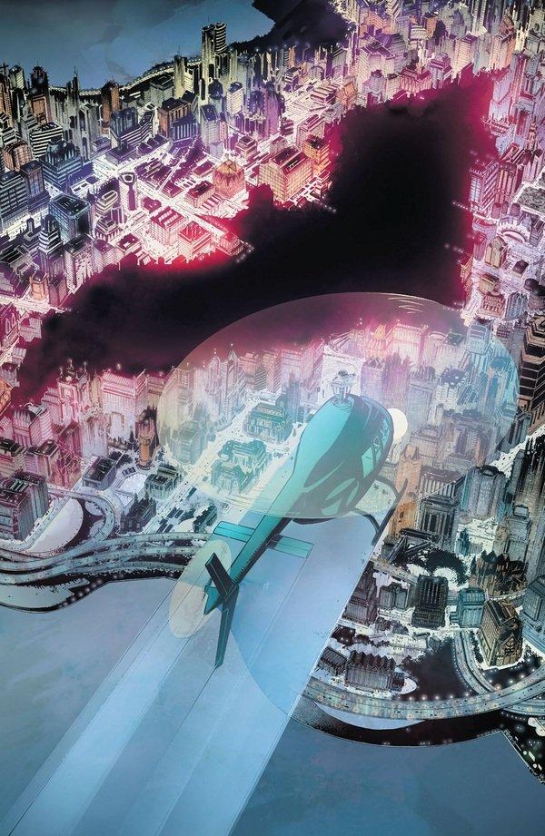 """Это комиксы №6: """"Бэтмен: Нулевой год"""". Как Снайдер бережно рвёт шаблоны. - Изображение 13"""