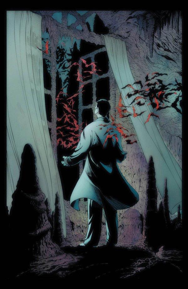 """Это комиксы №6: """"Бэтмен: Нулевой год"""". Как Снайдер бережно рвёт шаблоны. - Изображение 1"""