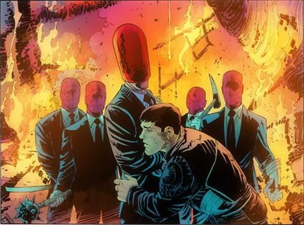 """Это комиксы №6: """"Бэтмен: Нулевой год"""". Как Снайдер бережно рвёт шаблоны. - Изображение 4"""