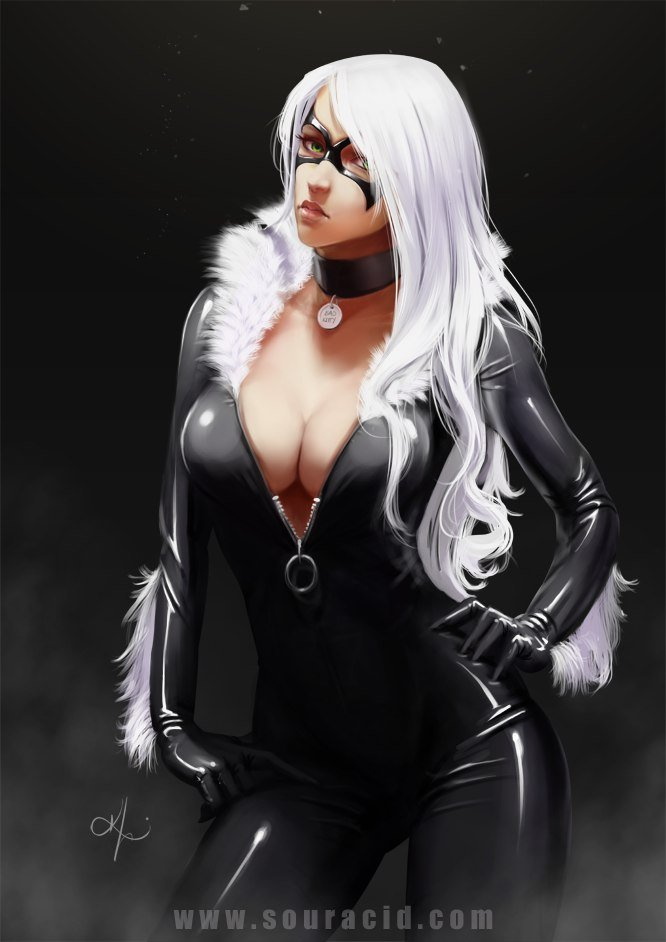 Сексуально объективированные супергерои - Изображение 10