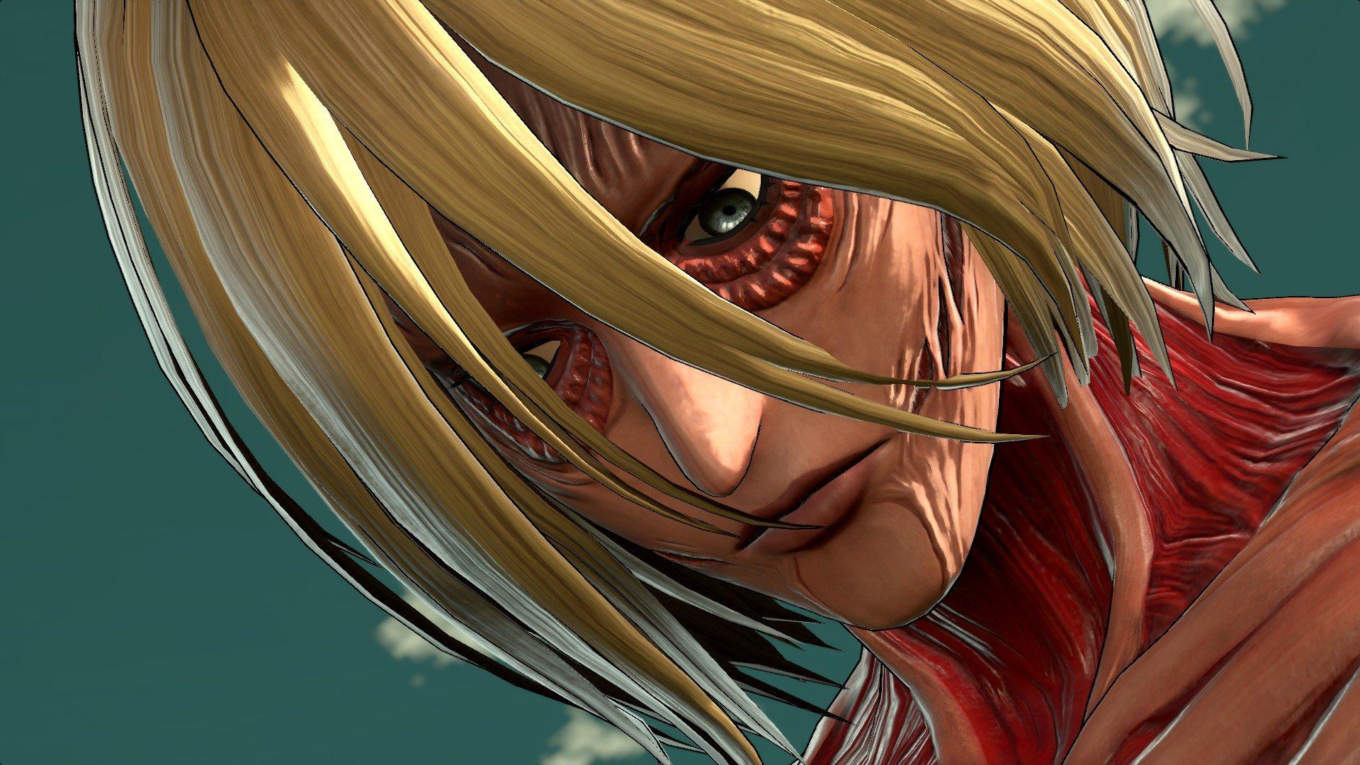 Пост-прохождение Attack of Titan: Wings of Freedom Часть 5 - Изображение 13