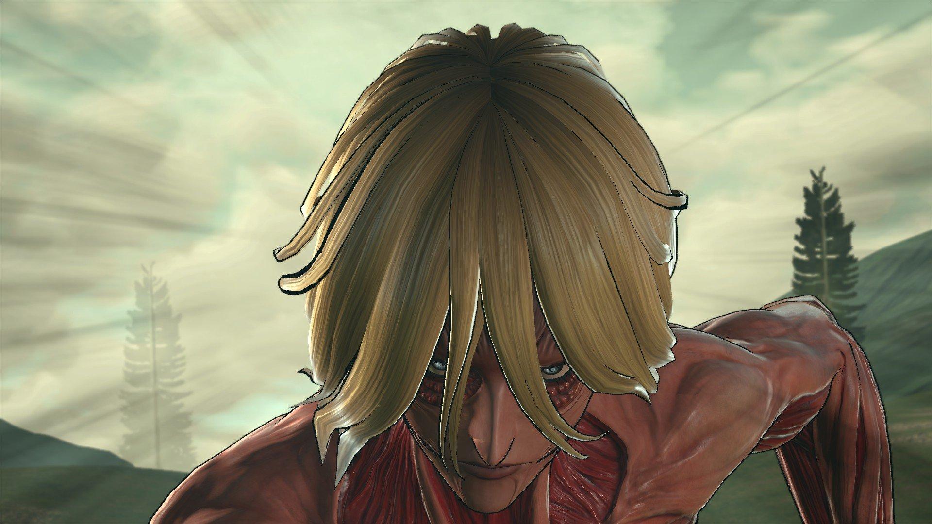Пост-прохождение Attack of Titan: Wings of Freedom Часть 5 - Изображение 9