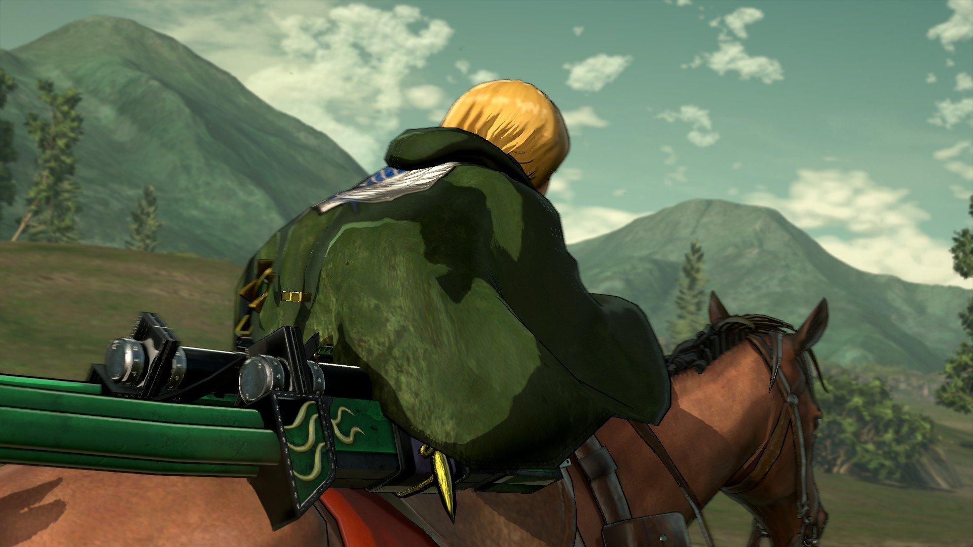 Пост-прохождение Attack of Titan: Wings of Freedom Часть 5 - Изображение 10
