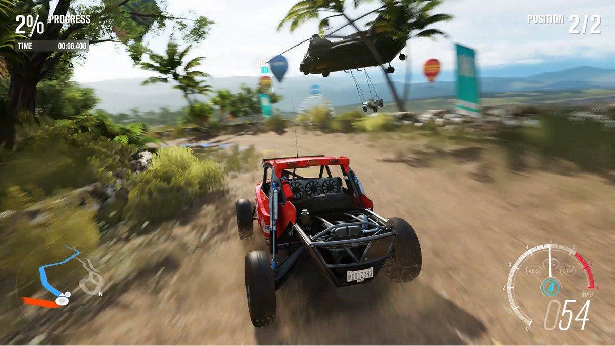 Мои первые впечатления от Demo Forza Horizon 3 - Изображение 1