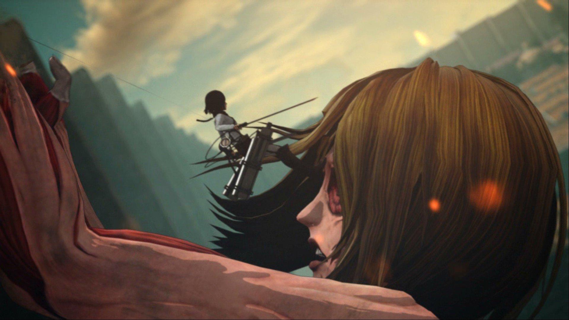 Пост-прохождение Attack of Titan: Wings of Freedom Часть 6 ФИНАЛ!!! - Изображение 33