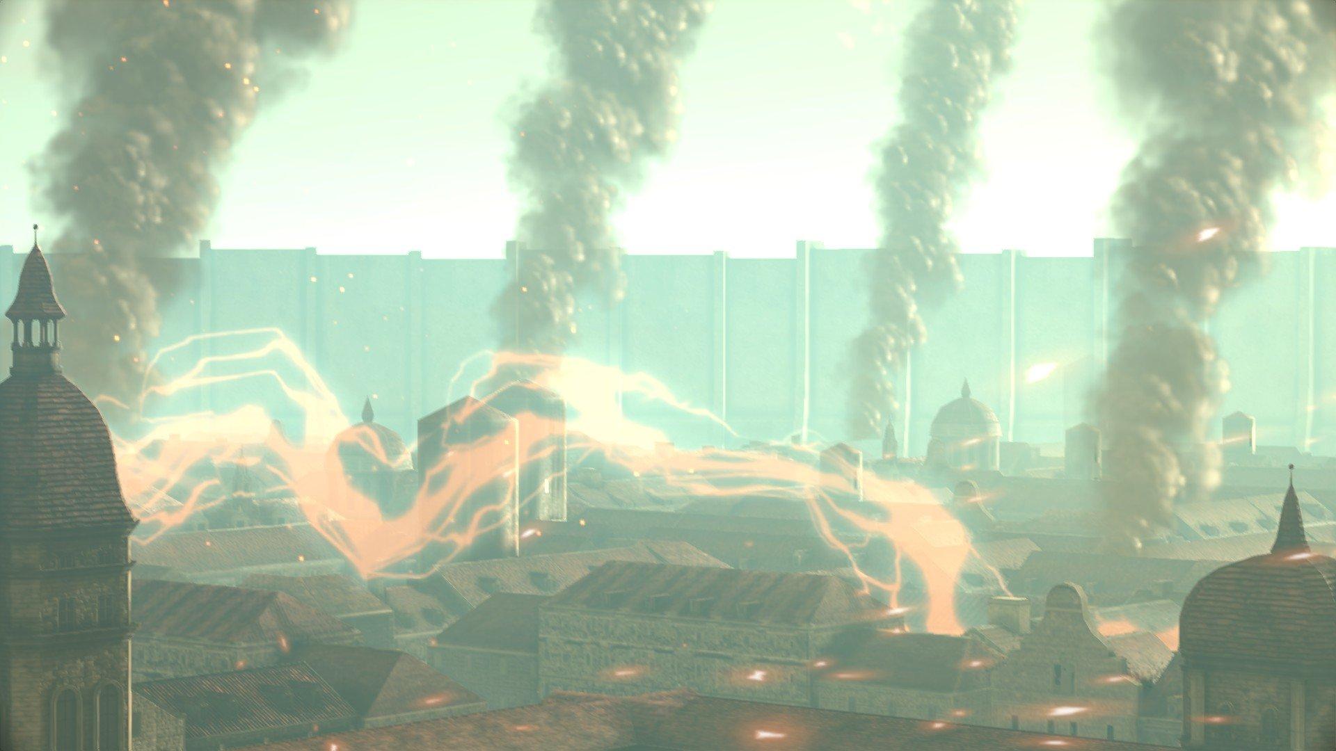 Пост-прохождение Attack of Titan: Wings of Freedom Часть 6 ФИНАЛ!!! - Изображение 31