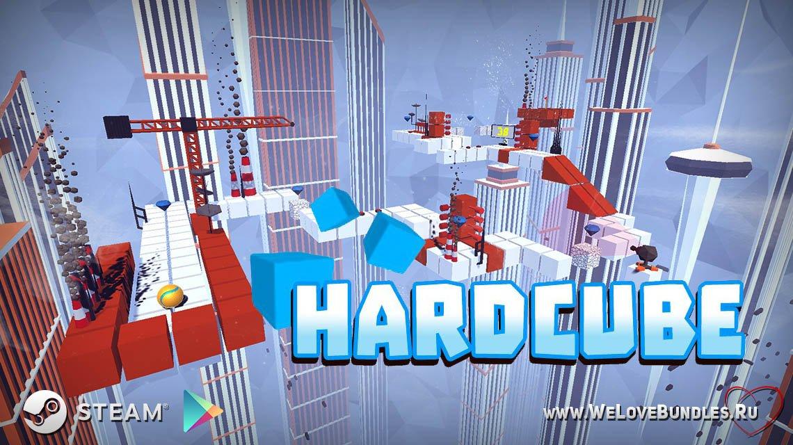 Игра HARDCUBE – хардкорно, но интересно! Платформер, который проверит ваш скилл - Изображение 1