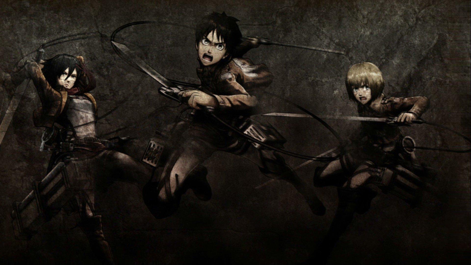 Пост-прохождение Attack of Titan: Wings of Freedom Часть 6 ФИНАЛ!!! - Изображение 37