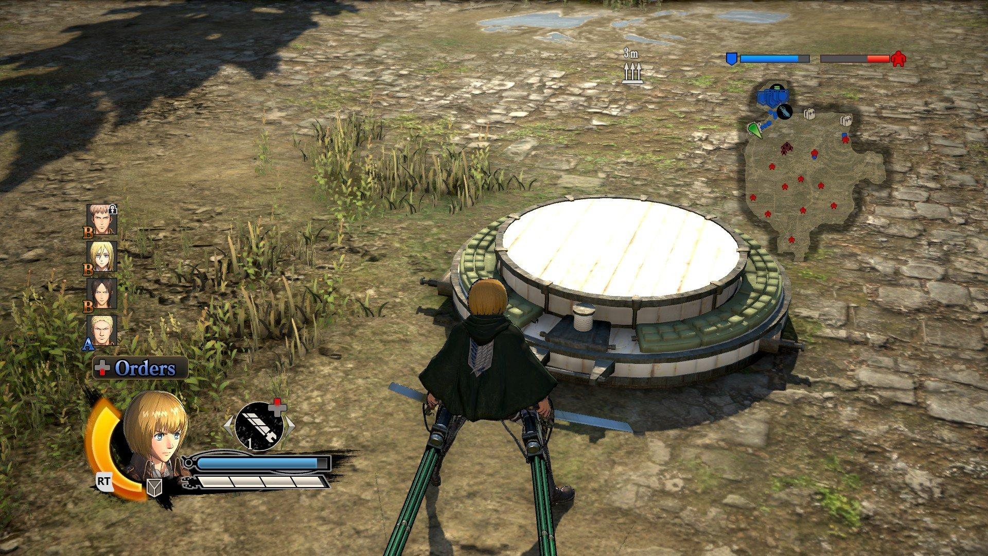 Пост-прохождение Attack of Titan: Wings of Freedom Часть 6 ФИНАЛ!!! - Изображение 3