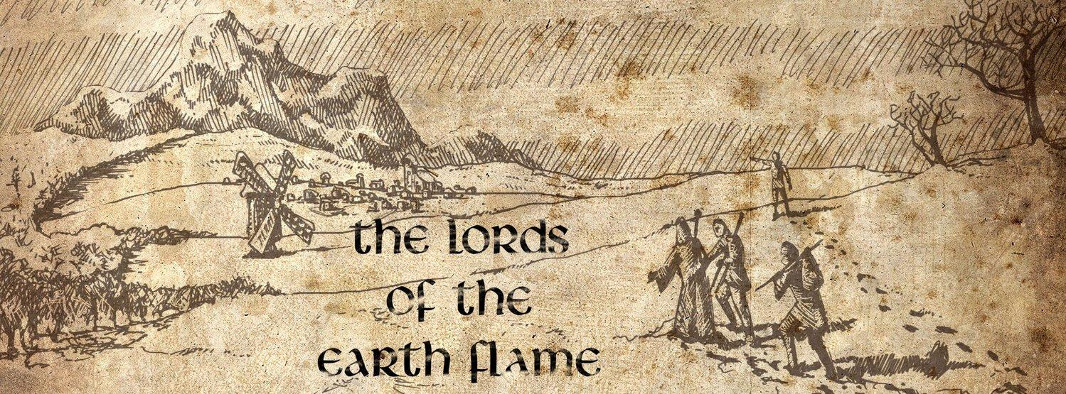 """Обзор на отечественную игру """"The Lord of the Earth Flame"""" - Изображение 1"""