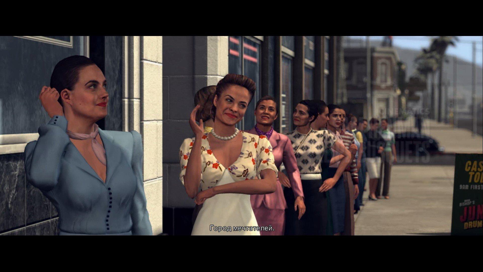 Пост-прохождение L.A. Noire Часть 1 НАЧАЛО!!!. - Изображение 4