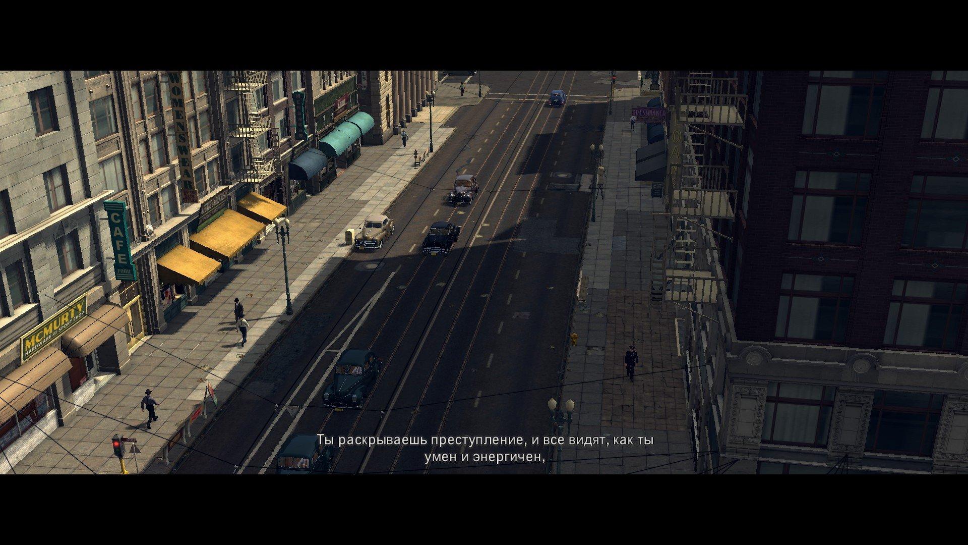 Пост-прохождение L.A. Noire Часть 2 - Изображение 3