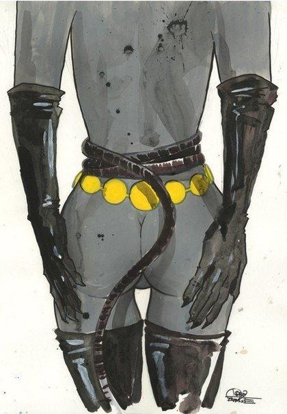 Комиксы DC, вид сзади  - Изображение 4