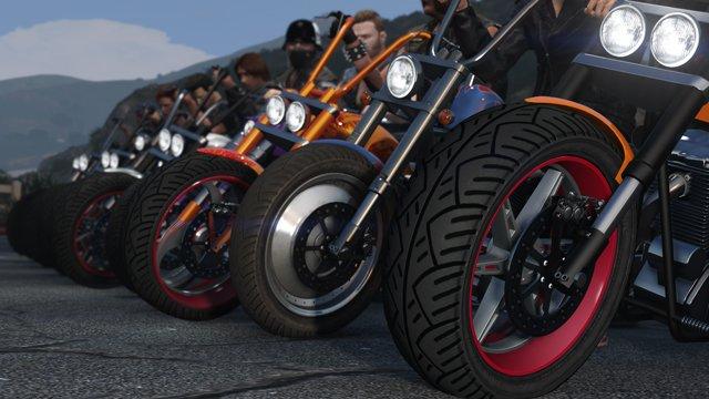 """Rockstar анонсировала дополнение """"Байкеры"""" для GTA Online - Изображение 1"""