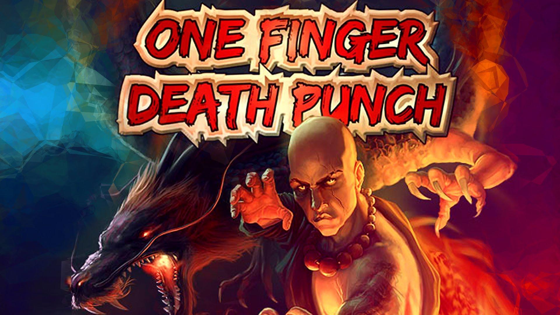 А вы играли в… One finger death punch? - Изображение 1