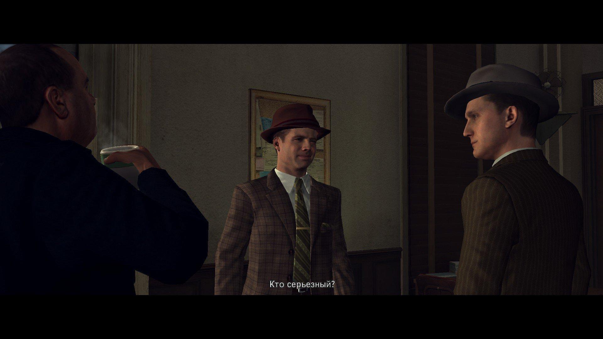 Пост-прохождение L.A. Noire Часть 3 - Изображение 4