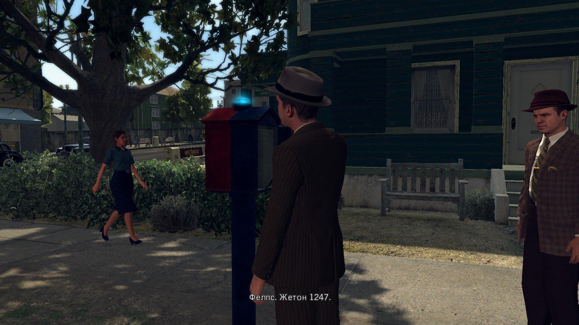 Пост-прохождение L.A. Noire Часть 4 - Изображение 48
