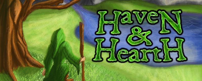 А вы играли в… Haven & Hearth? - Изображение 1