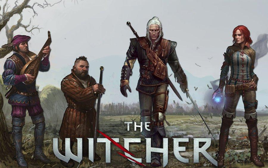 Обзор серии The Witcher часть 1/3. - Изображение 1