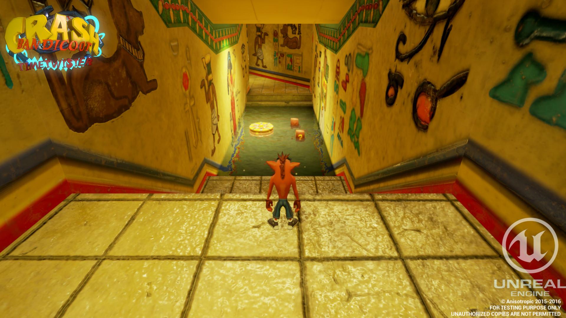 Фанатский ремейк Crash Bandicoot 3 : Приглашаем на тест  - Изображение 3