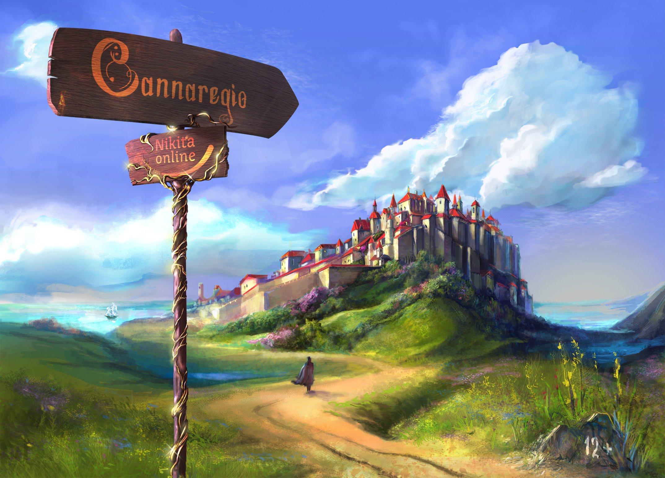 NIKITA ONLINE объявляет о перезапуске игры собственной разработки «Каннареджо» - Изображение 1