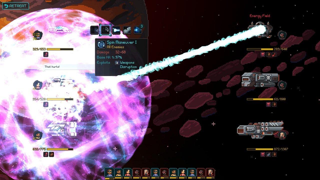 XCom + JRPG + ваш любимый Sci-Fi: поиграйте в Halcyon 6 - Изображение 2