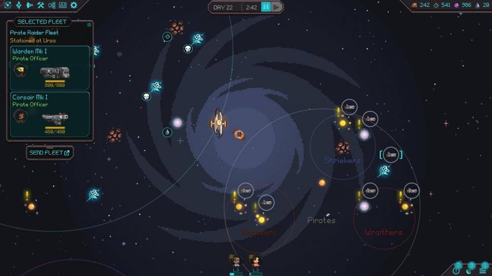 XCom + JRPG + ваш любимый Sci-Fi: поиграйте в Halcyon 6 - Изображение 3