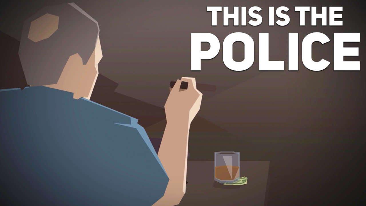 Продажная история про честных копов.Обзор на игру this is the police  - Изображение 1