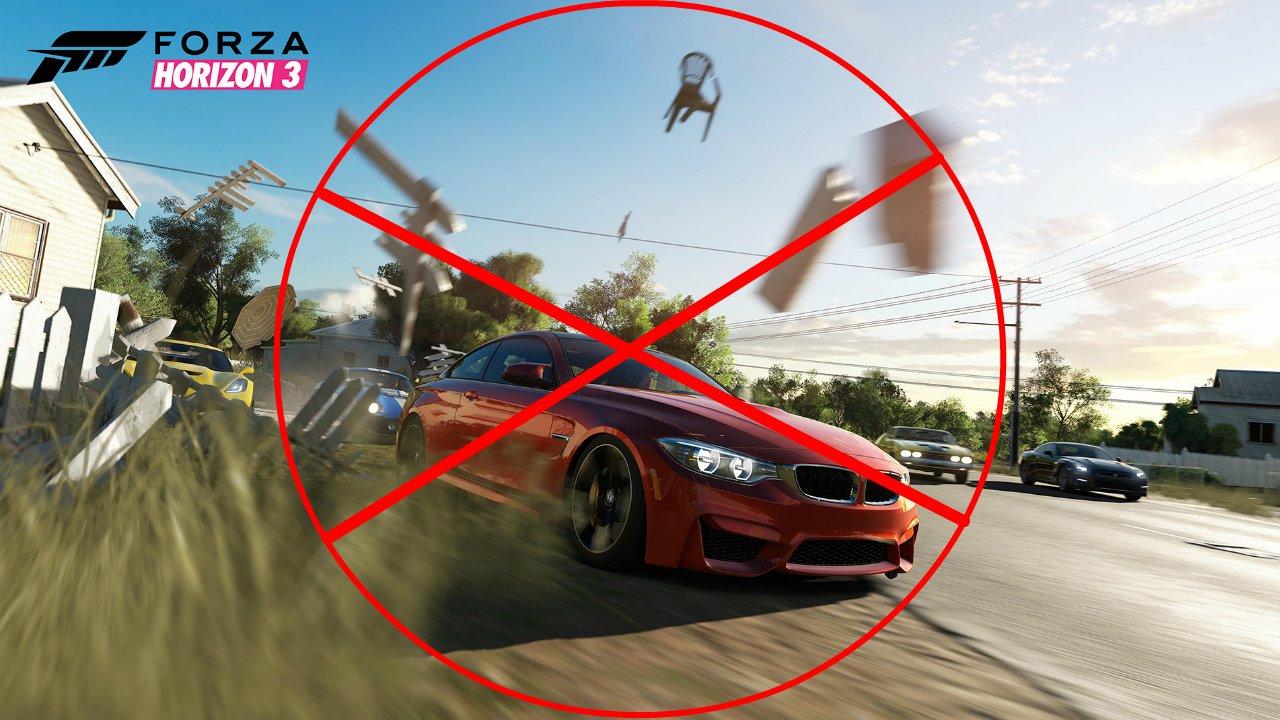 Forza Horizon 3 - баги, ошибки, глючность, вылетает, тормозит, сырая, разочарование, ЖДЕМ ПАТЧ! - Изображение 1