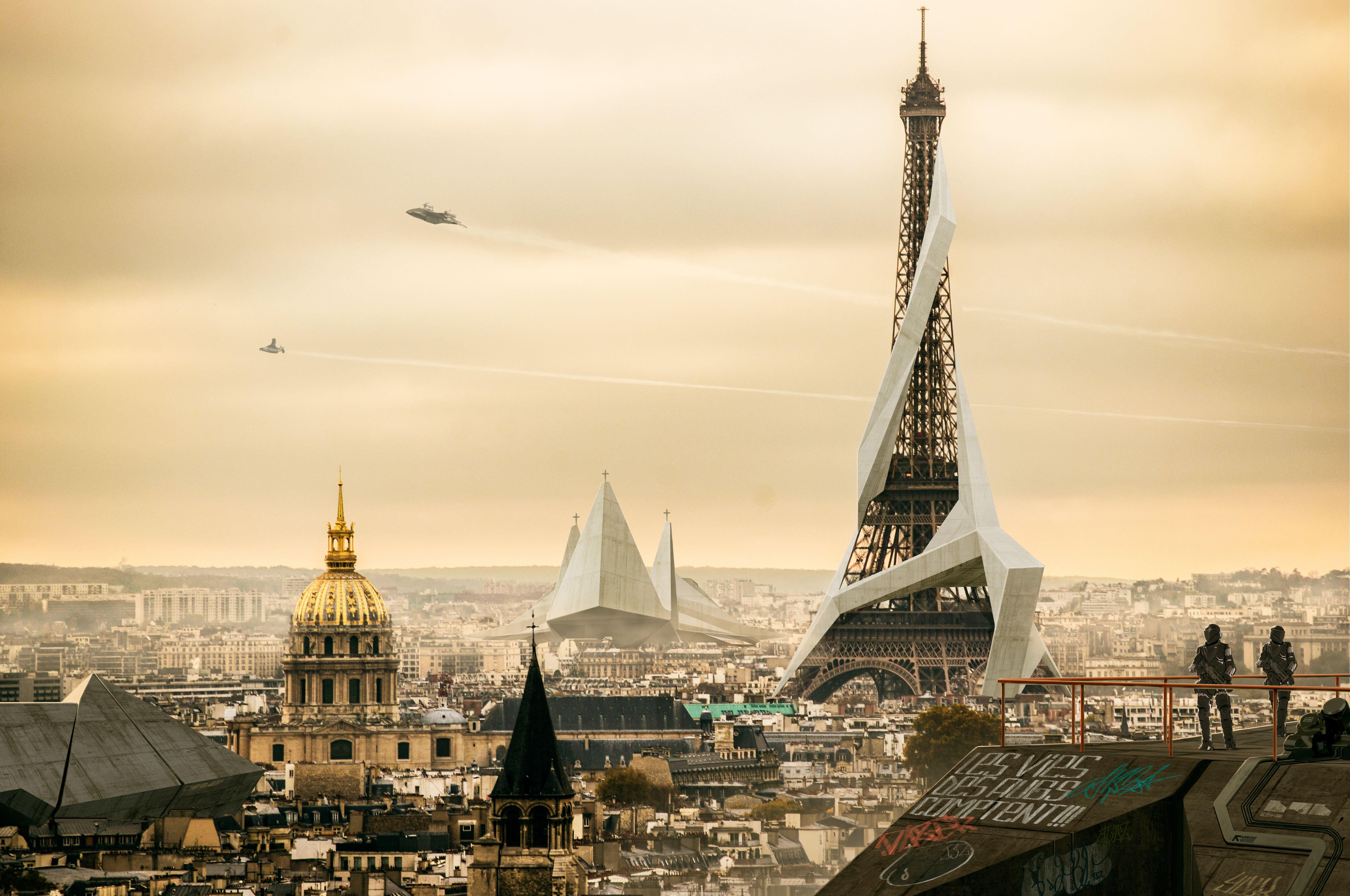 Города 2029 - Deus Ex: Mankind Divided  - Изображение 6