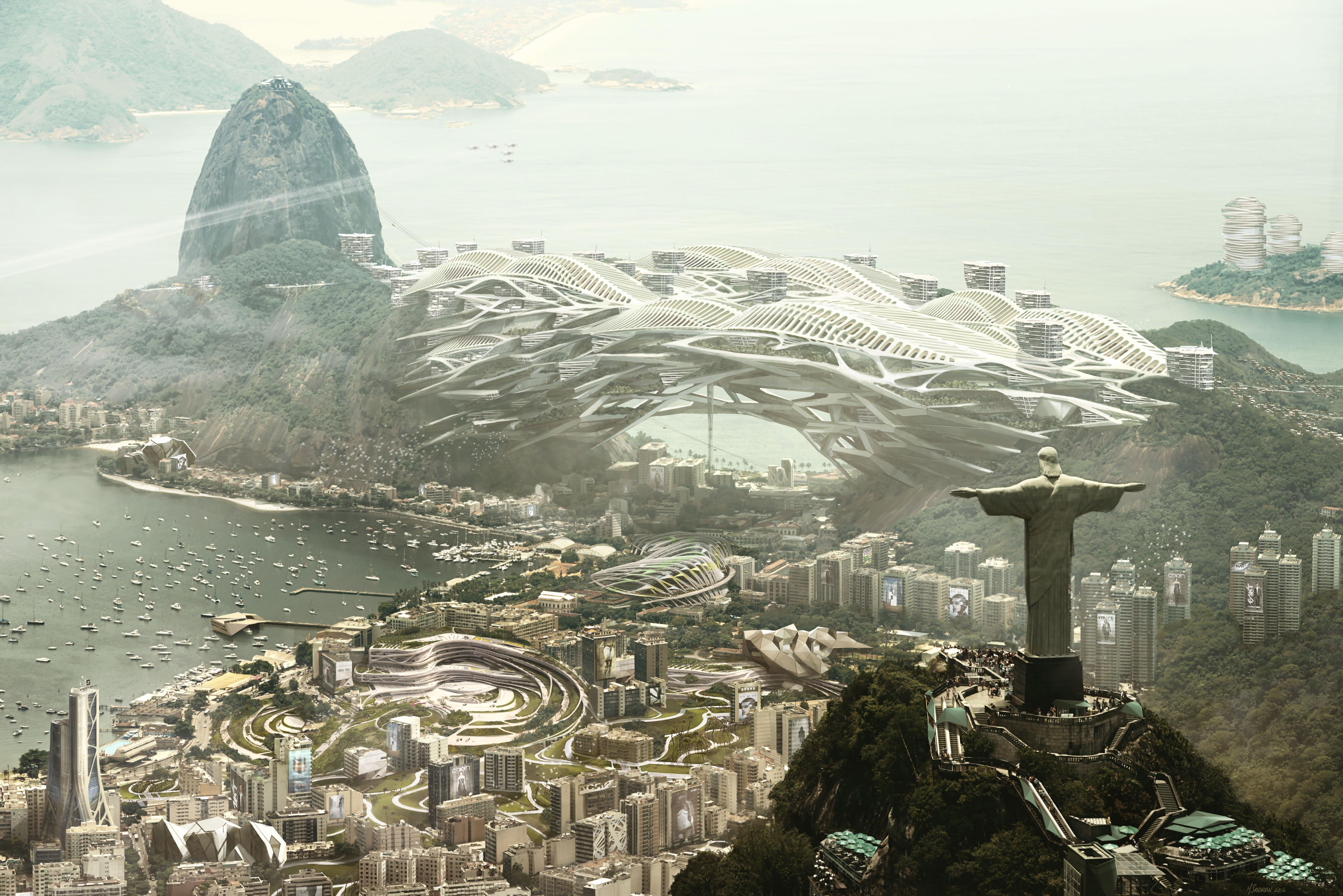 Города 2029 - Deus Ex: Mankind Divided  - Изображение 9