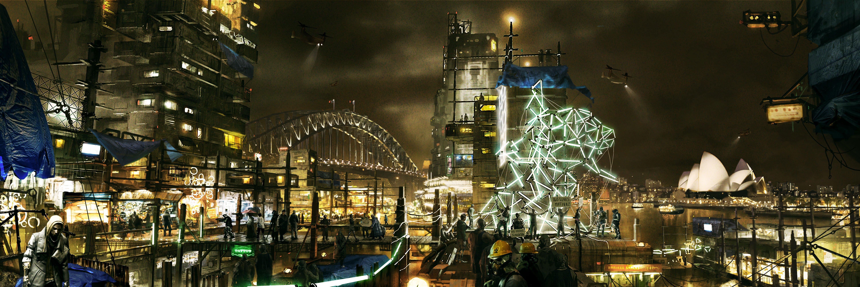 Города 2029 - Deus Ex: Mankind Divided  - Изображение 8