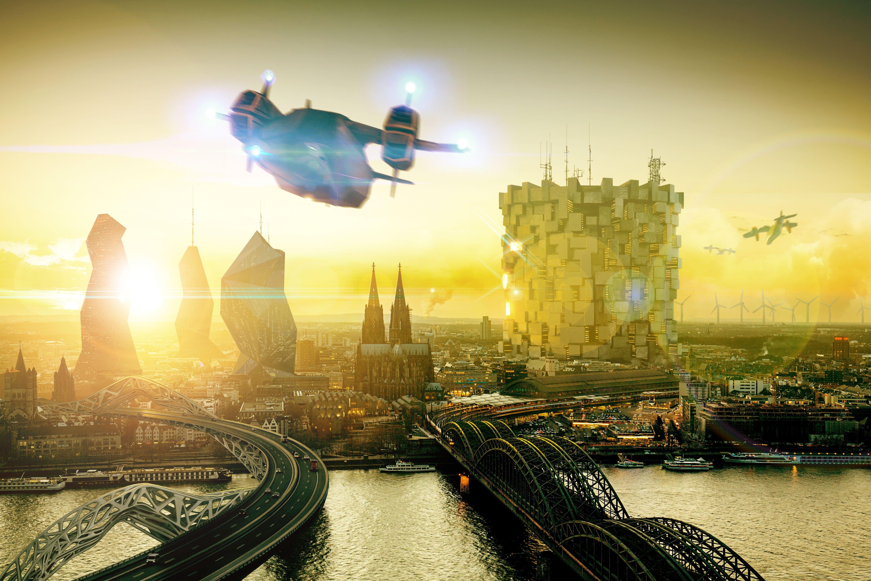 Города 2029 - Deus Ex: Mankind Divided  - Изображение 1