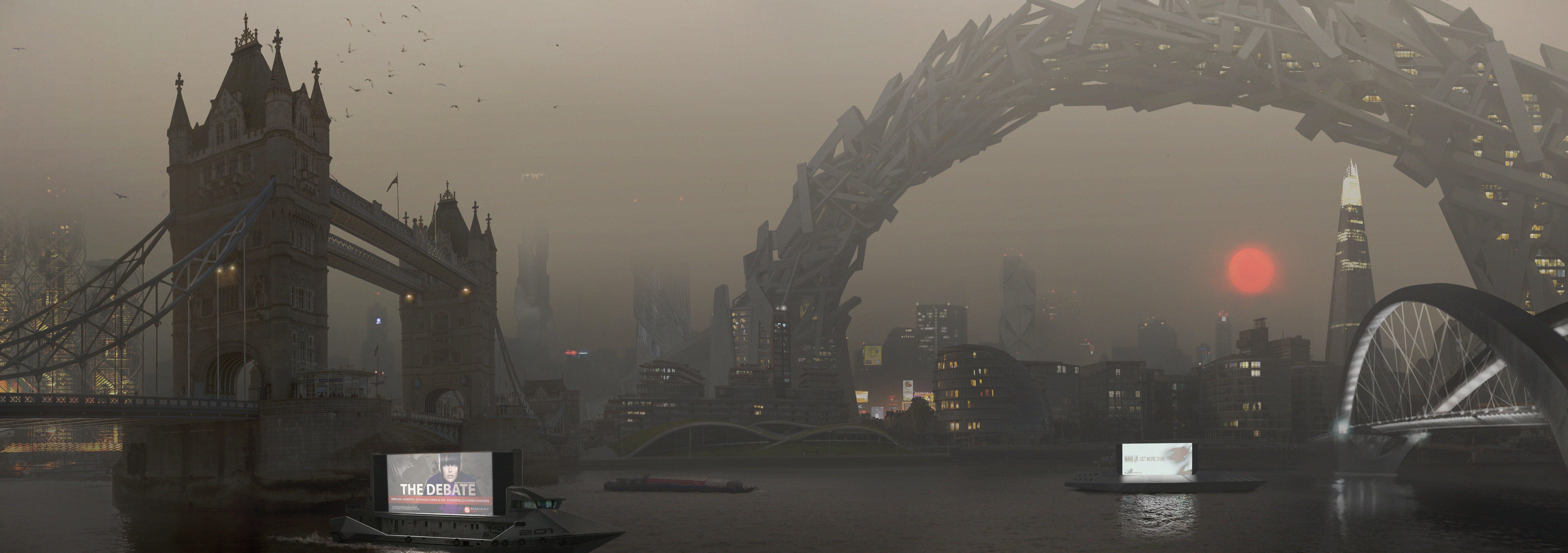 Города 2029 - Deus Ex: Mankind Divided  - Изображение 2