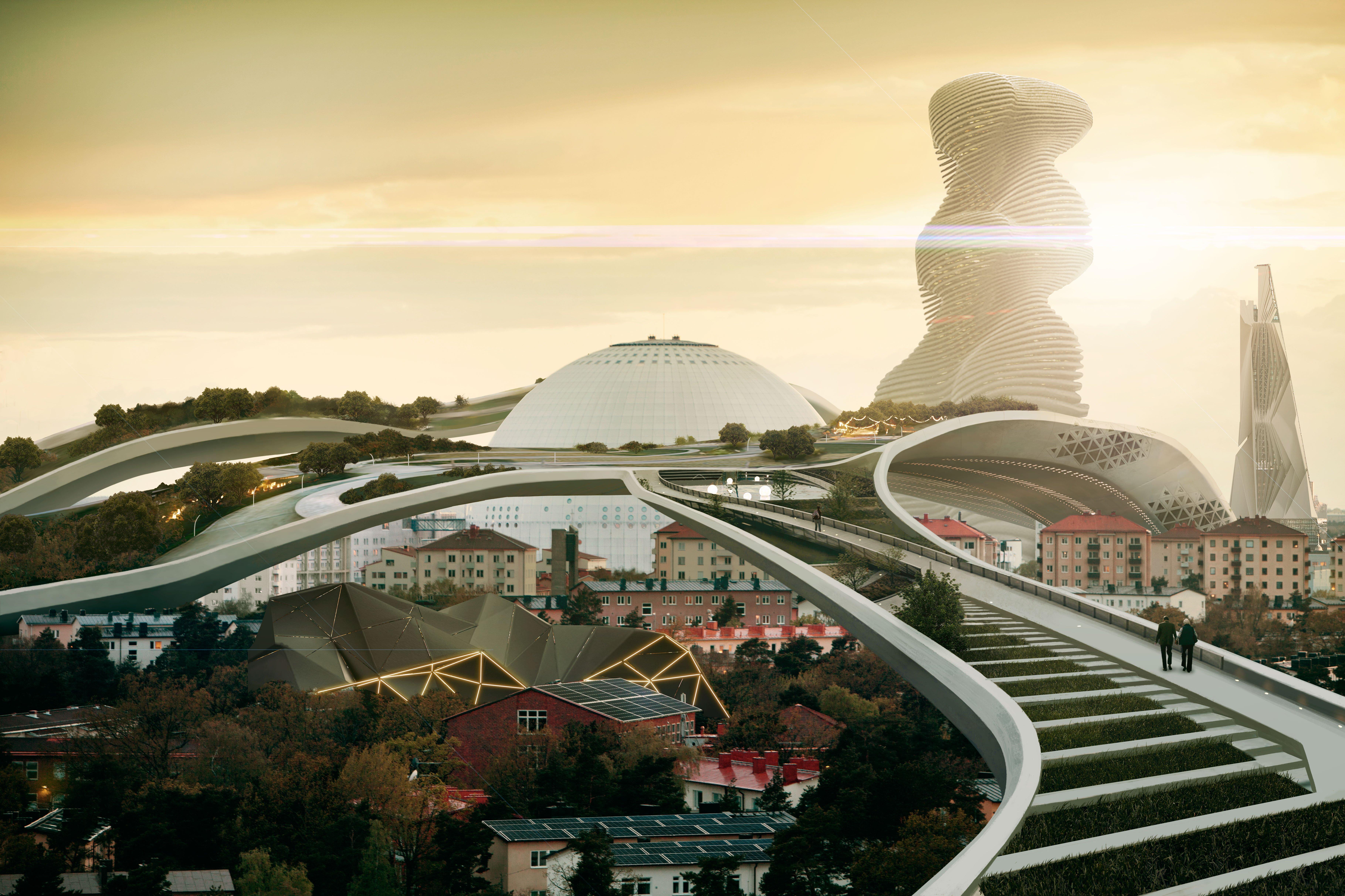Города 2029 - Deus Ex: Mankind Divided  - Изображение 7