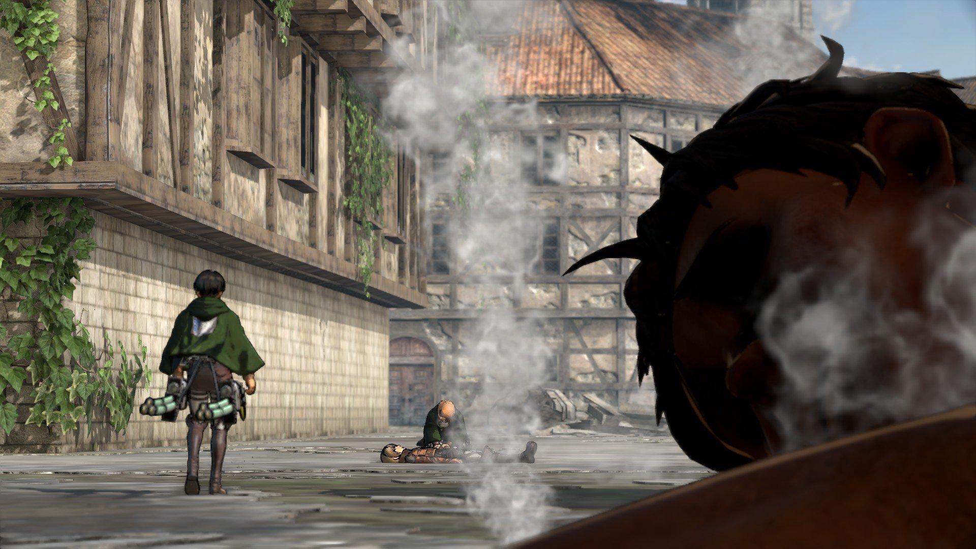 Пост-прохождение Attack of Titan: Wings of Freedom Часть 4 - Изображение 16
