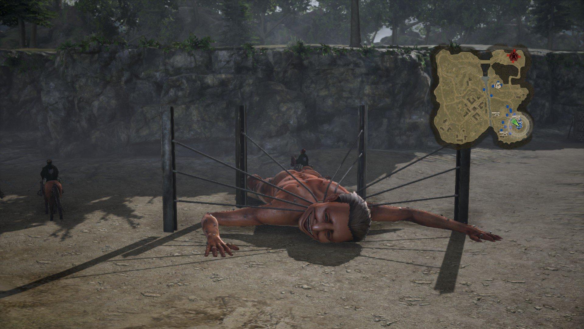 Пост-прохождение Attack of Titan: Wings of Freedom Часть 4 - Изображение 11