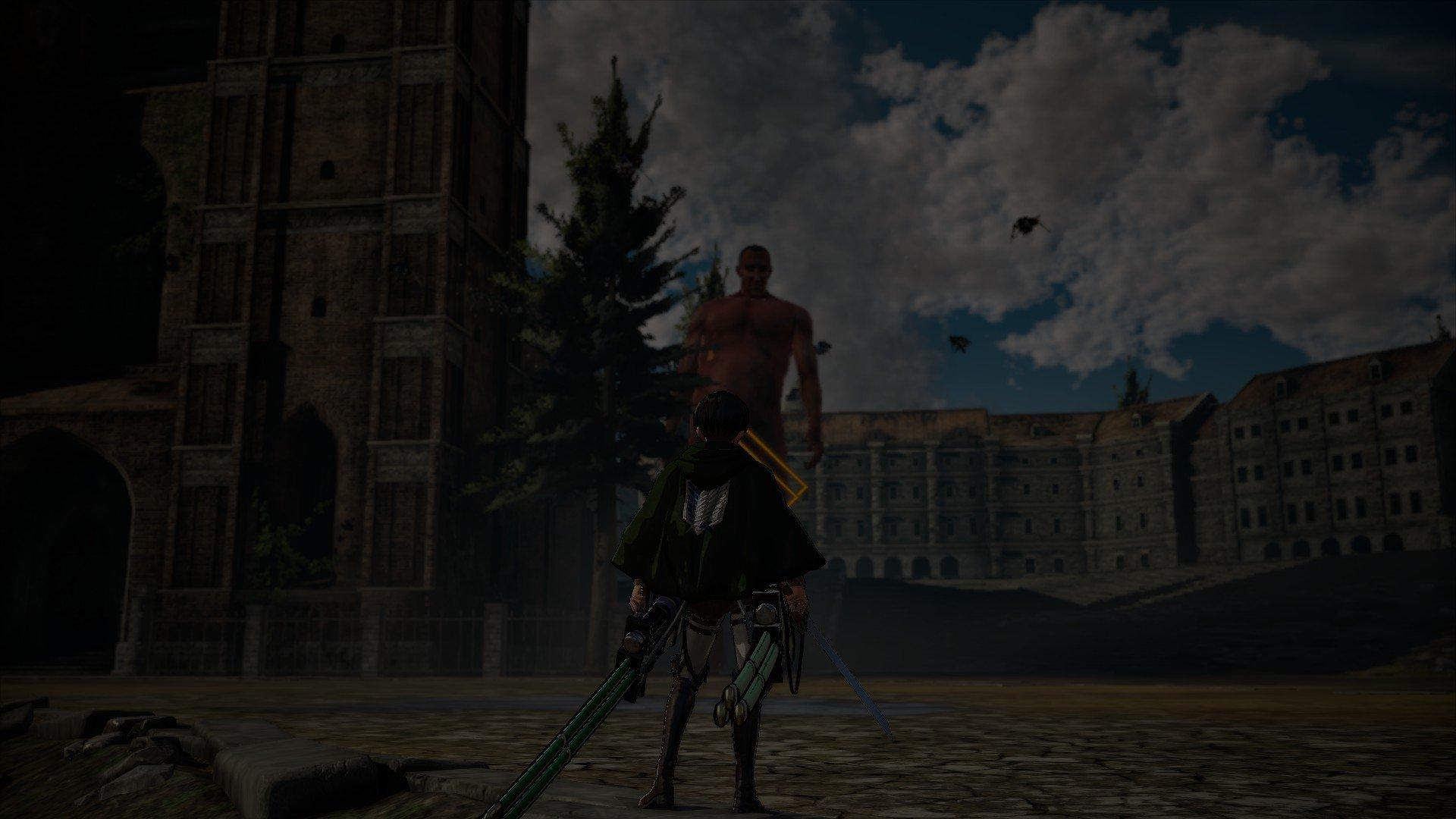 Пост-прохождение Attack of Titan: Wings of Freedom Часть 4 - Изображение 15