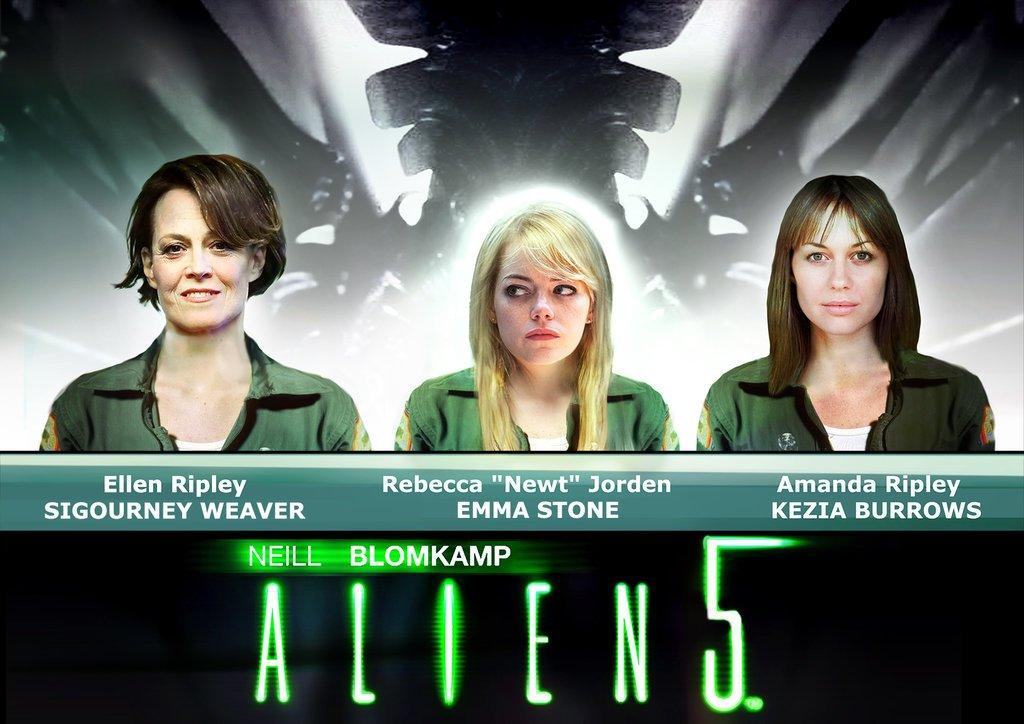 ALIENS ISOLATION  vs ALIENS5 (Neil Blomkamp) - Изображение 1