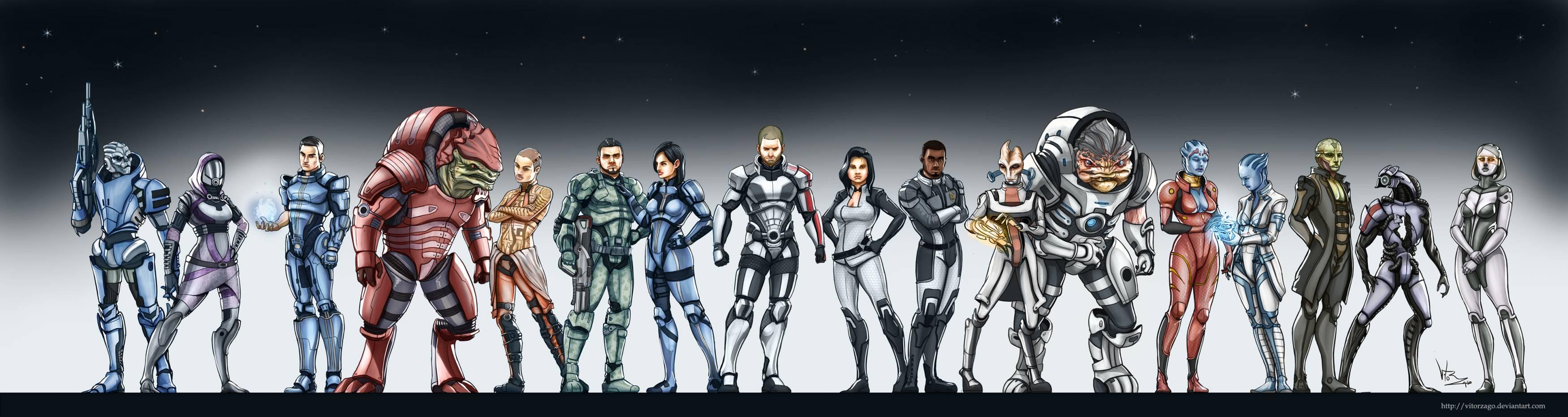 """Чего Вы точно не уведите """"Mass Effect: Andromeda"""". - Изображение 2"""