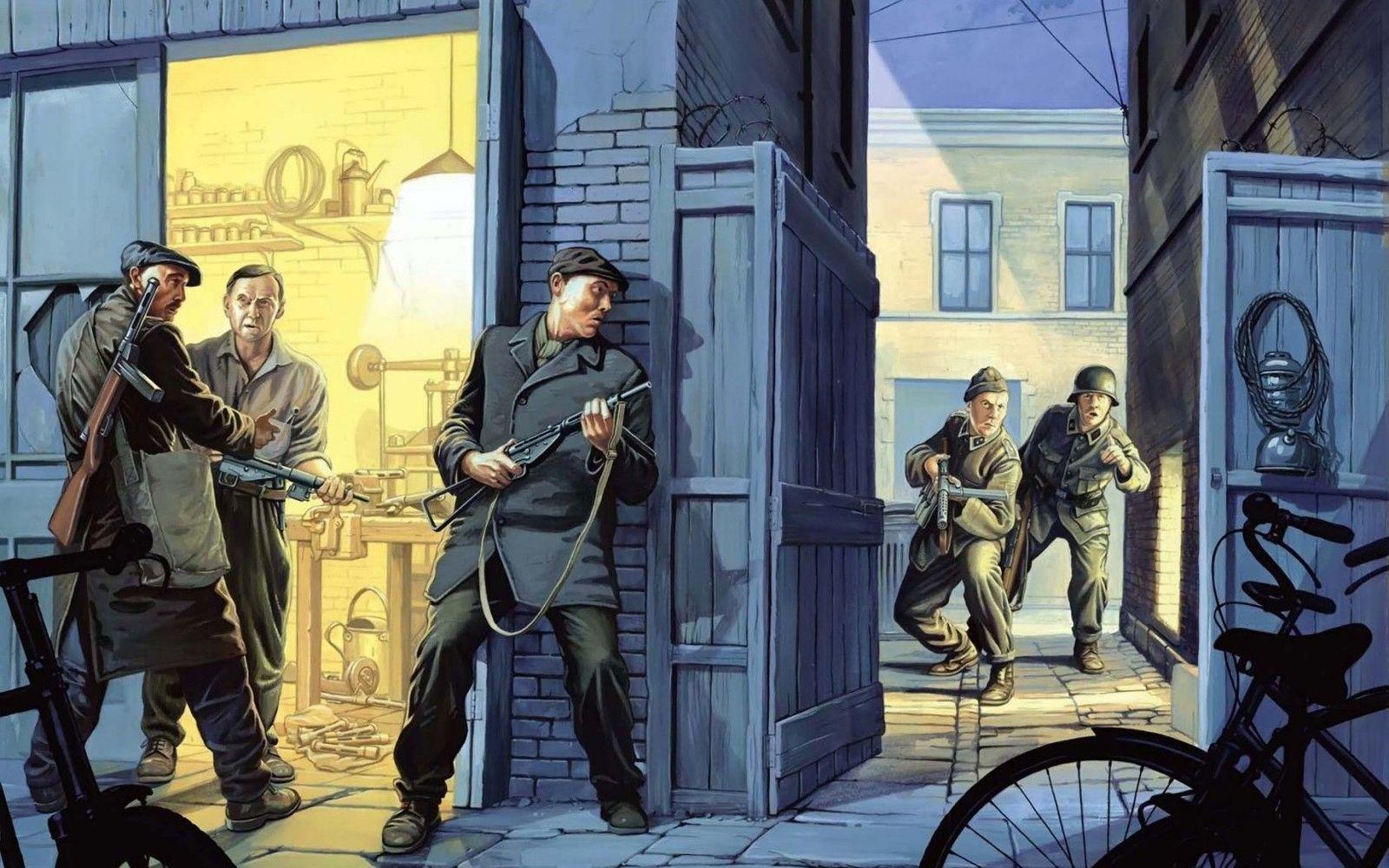 """По следам """"Medal of Honor: Underground"""" или русское Французское Сопротивление. - Изображение 7"""