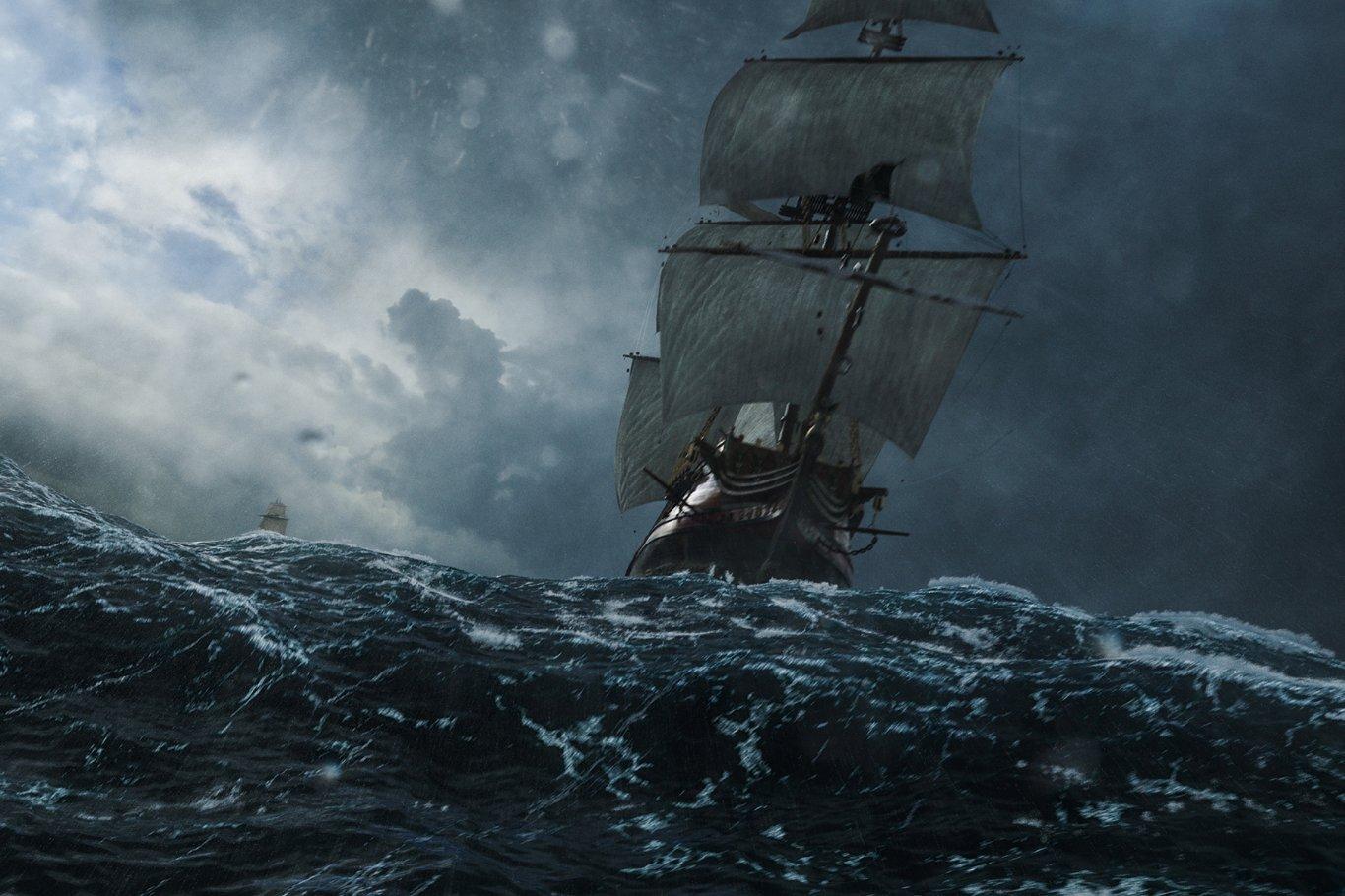 Домыслы или субъективное мнение о нормальных пиратах. - Изображение 5