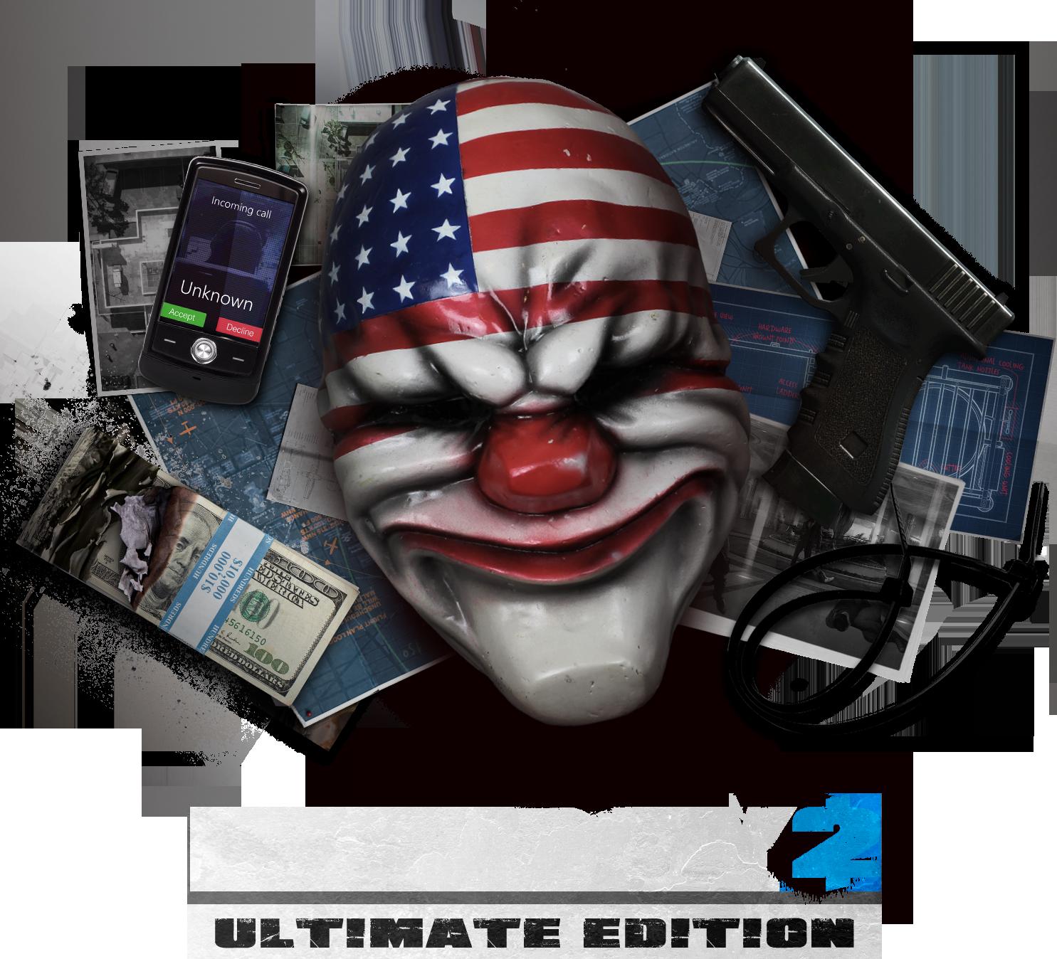 Через 2 дня все дополнения к Payday 2 исчезнут из продажи в steam.. - Изображение 1