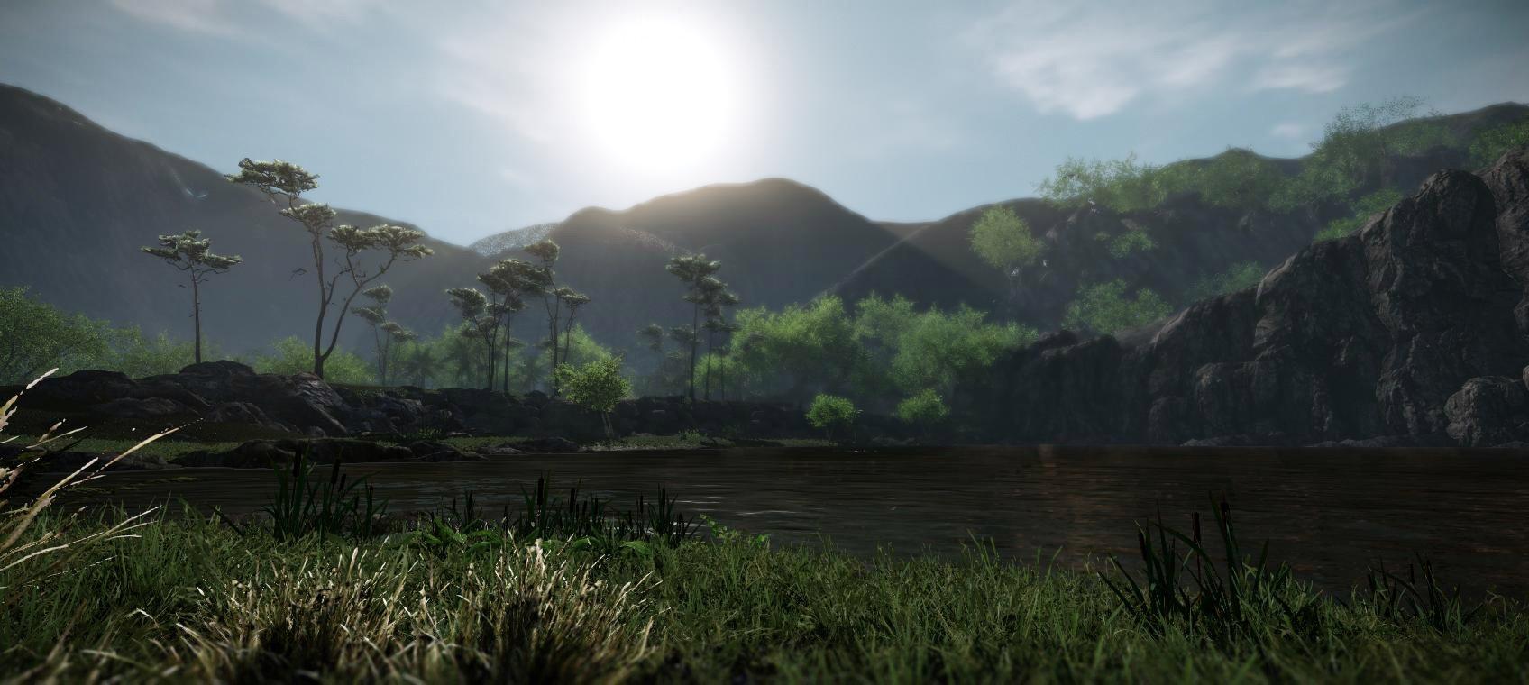 Jurassic Park: Aftermath (2016) PC - Скриншот 2