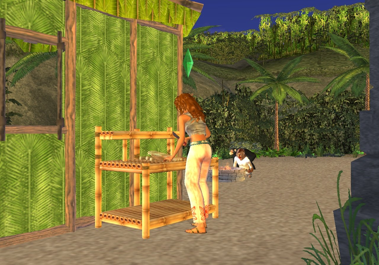 The sims castaway nude patch xxx streaming
