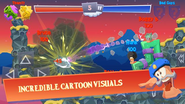 Скачать Игру Worms 4 На Андроид - фото 6