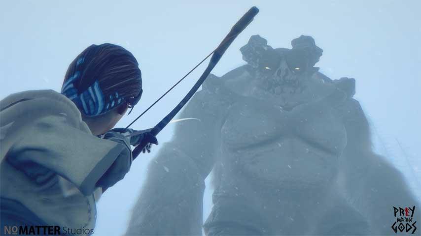 Prey for the Gods (2017) PC - Скриншот 3